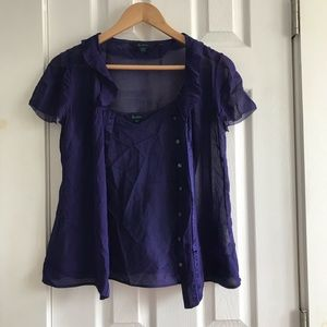 Boden Blouse and cami
